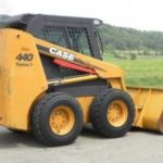 CASE 440, 440CT Series 3 Skid Steer Loader Service Parts Catalogue Manual