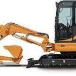 Case CX55B Compact Hydraulic Excavator Operators Manual