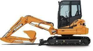 Case CX55B Compact Hydraulic Excavator Operators Manual