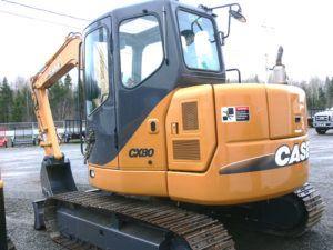 Case Cx75sr Tier 3 Cx75sr-lr Tier 3 Cx80 Tier 3 Cx135sr Tier 3 Crawler Excavator Operators Manual