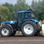 Ford New Holland 7840 8240 8340 Tractor Workshop Service Manual
