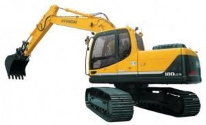Hyundai R160lc-9 / R180lc-9 Crawler Excavator Service Repair Manual - Operating Manual
