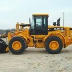 Hyundai Wheel Loader HL740-7A Operating Pdf Manual