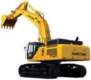 Sumitomo Sh700 Hydraulic Excavator Workshop Service Repair Manual