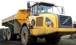 Volvo dumper A25D A30D Workshop Service Repair Pdf Manual