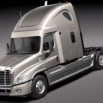 Freightliner Cascadia CA125DC, CA125SLP Trucks Workshop Service Repair Manual