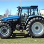 New Holland 8160 8260 8360 8560 Tractor supply Customer Service Manual