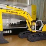 New Holland E485b Crawler Excavator Workshop Service Repair Manual