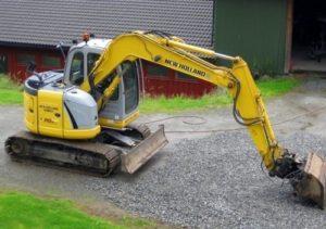 New Holland E70bsr Mini Excavator Workshop Service Repair Pdf Manual