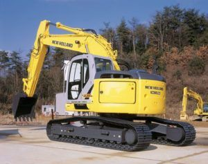 New Holland Kobelco E135b Crawler Excavator Workshop Service Manual