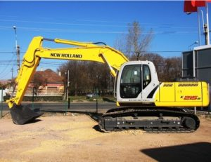 New Holland Kobelco E215b, E245b Crawler Excavator Service Repair Pdf Manual