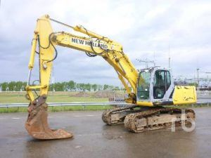 New Holland Kobelco E215B E245b Crawler Excavator Workshop Service Pdf Manual