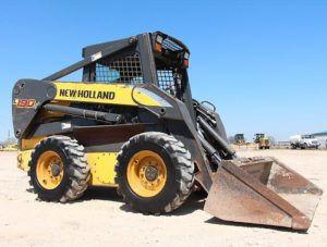 New Holland L180, L185, L190, C185, C190 Skid Steer Loader Service Repair Workshop Manual