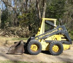 New Holland L554 Skid Steer Loader Illustrated Parts List Pdf Manual
