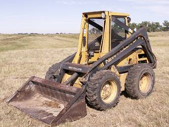 New Holland L555 Skid Steer Loader Illustrated Parts List Pdf Manual