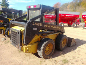 New Holland L565 LX565 LX665