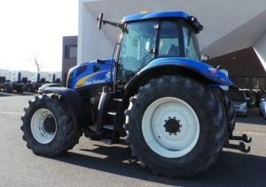 New Holland T8010 T8020 Master Tractor Workshop Service Repair Manual
