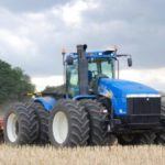 New Holland T9000 series T9010 T9020 T9030 T9040 T9050 T9060 Tractor Operators Owner Manual