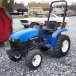 New Holland Tc18 3 Cylinder Compact Tractor Parts Pdf Manual