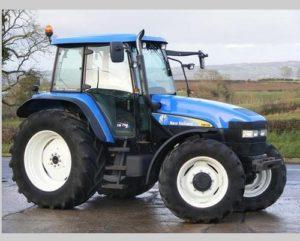 New Holland Tm Series Tm120 Tm130 Tm140 Tm155 Tm175 Tm190 Tractor Service Repair Workshop Manual