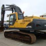 Volvo EC290B LC EC290BLC Excavator Workshop Service Manual