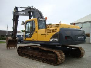 Volvo EC290B LC EC290BLC Excavator Workshop Service Manual
