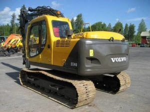Volvo Ec140 Lc Ec140lc Excavator Service Repair Pdf Manual