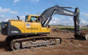 Volvo Ec290b Lc, Ec290b Lr, Ec290b Nlc Excavator Service Parts Catalogue Manual