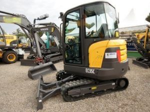 Volvo Ec35c Compact Excavator Workshop Service Repair Manual