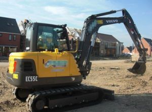 Volvo Ec55c Compact Excavator Workshop Service Repair Manual