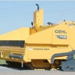 Gehl 1438 1448 Power Box Self-Propelled Paver Parts Manual