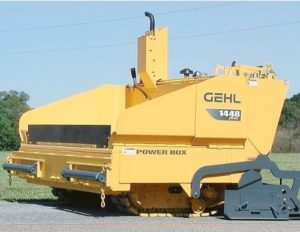 Gehl 1438 1448 Power Box Self-Propelled Paver Parts Manual DOWNLOAD