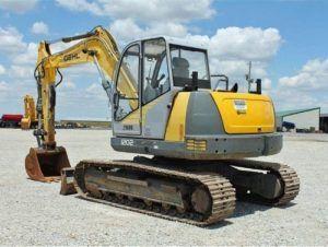 Gehl GE1202 Compact Excavator Parts Pdf Manual DOWNLOAD