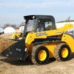 Gehl R260, R260 eu, R260 X-series Skid Steer Loader Parts Pdf Manual