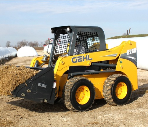 Gehl R260, R260 eu, R260 X-series Skid Steer Loader Parts Pdf Manual