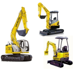 New Holland E30 E35 Workshop Service Repair Manual Hydraulic Crawler Excavator