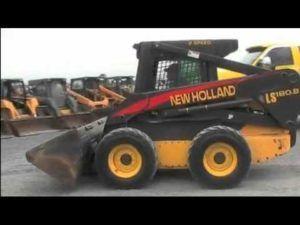 New Holland Ls180.b Ls180b Skid Steer Loader Parts Pdf Manual