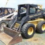 New Holland Lx985 specs Skid Steer Loader Parts Manual