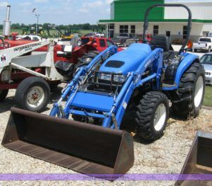 New Holland Tc35d specs 3 Cylinder Tractor Illustrated Parts Manual
