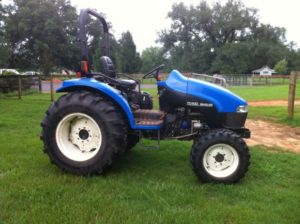 New Holland Tc40 4 Tractor Parts Service Manual Tc40
