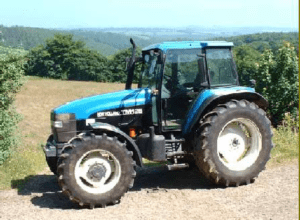 New Holland Tm125 Tractor Master Parts List Pdf Manual