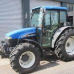 New Holland Tn65d front loader Tractor Parts Pdf Manual