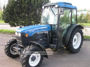 New Holland Tn65f Orchard Tractor Parts Catalog Pdf Manual