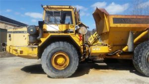 Volvo A35 Articulated Hauler Workshop Service Repair Pdf Manual