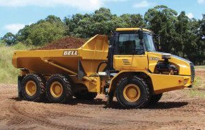 Excavation contractors big dump trucks Service