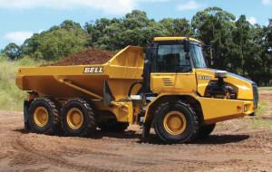 Excavation contractors big dump trucks Service