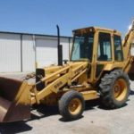 Ford 550 555 Tractor Backhoe Loader Factory Service Repair Manual