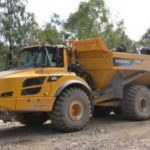 Volvo A40f Fs A40ffs Articulated Dump Truck Service Manual