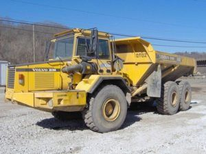 Volvo Bm A30c Bma30c Articulated Dump Truck Service Manual