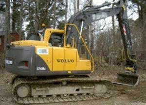 Volvo Ec140b Lc, Ec140b Lcm Excavator Service Parts Manual